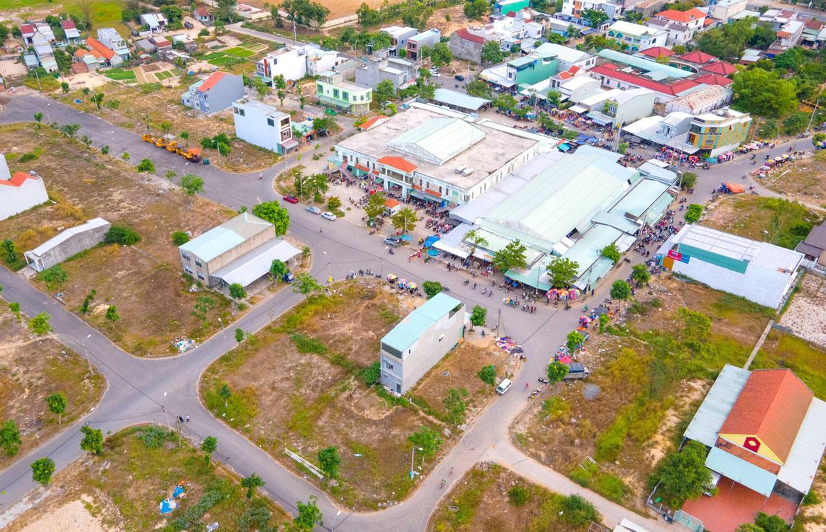 Bất động sản miền Trung: Cơ hội đầu tư đất nền phố chợ không thể bỏ lỡ